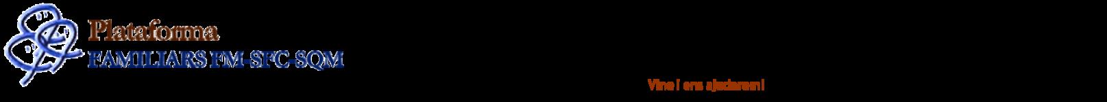 Punt de vista Familiars de persones afectades Logo